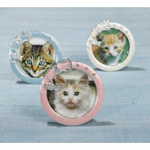Must Love Cats 3x3 Photo Frame