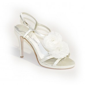 Taylor By Grace Ivory Sandals