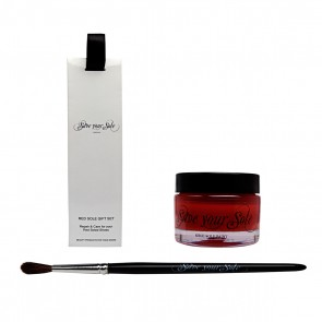 Red Sole Care & Repair Set -Perfect for Christian Louboutin Shoes