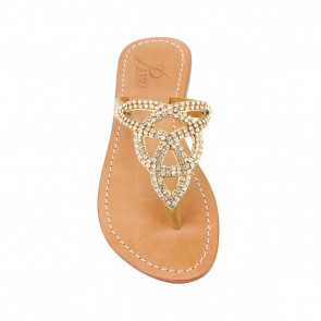 Bejeweled 'Tahiti' Sandals