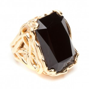 Vintage show stopper ring