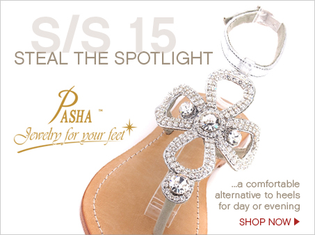 Pasha - Jewelry for your feet